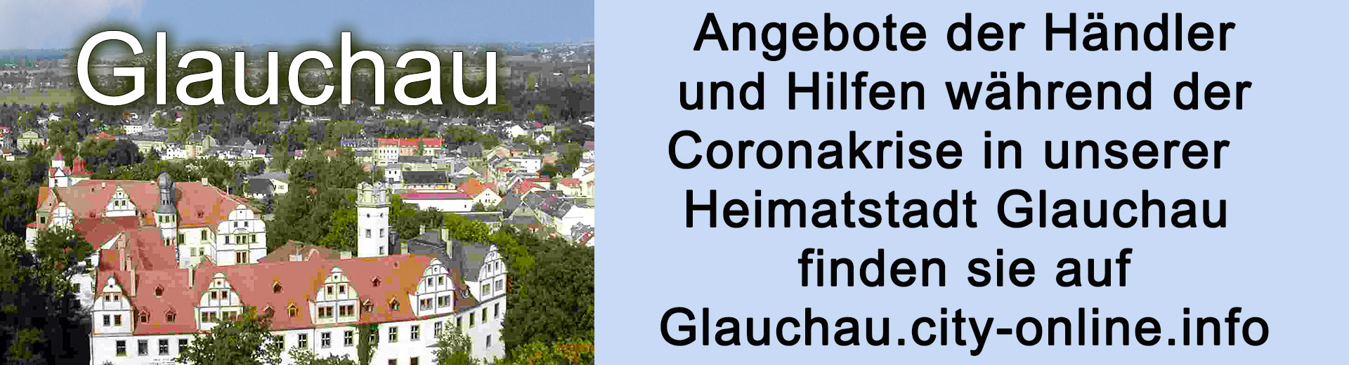 Händlerübersicht in Glauchau
